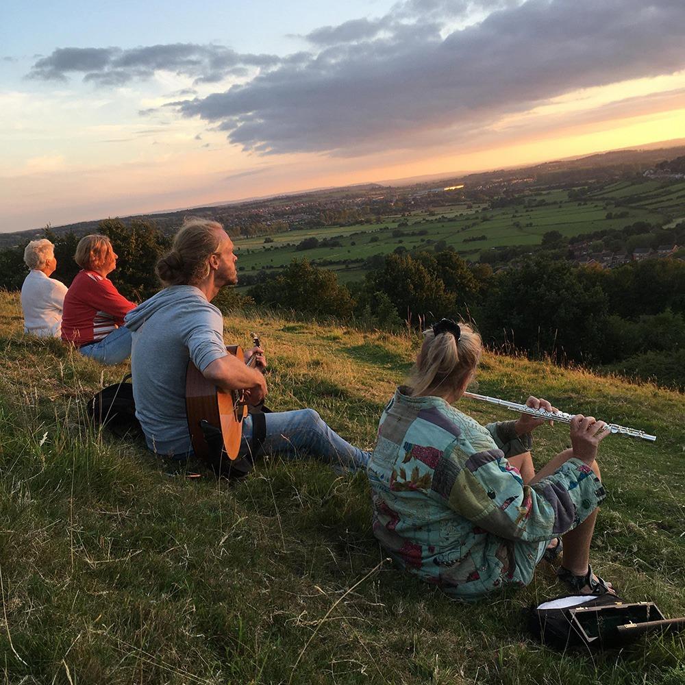 A Call to Glastonbury Bards