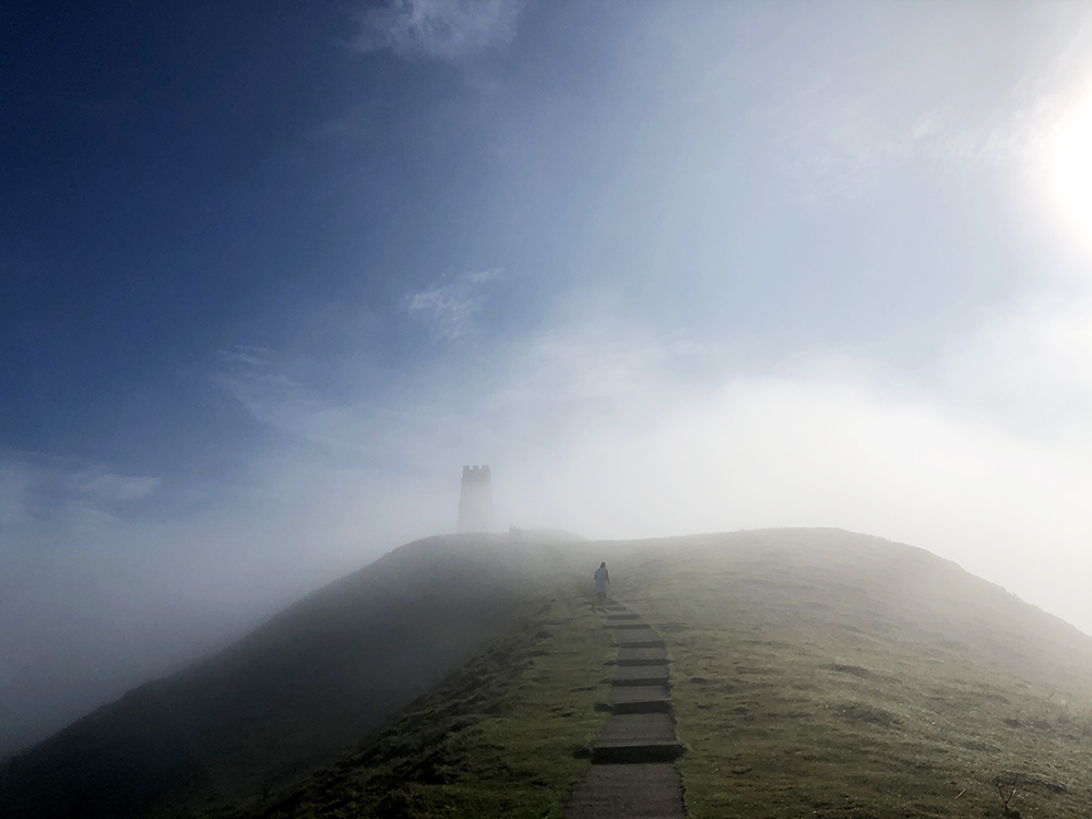 Natures Treasures – A Misty Tor Morning