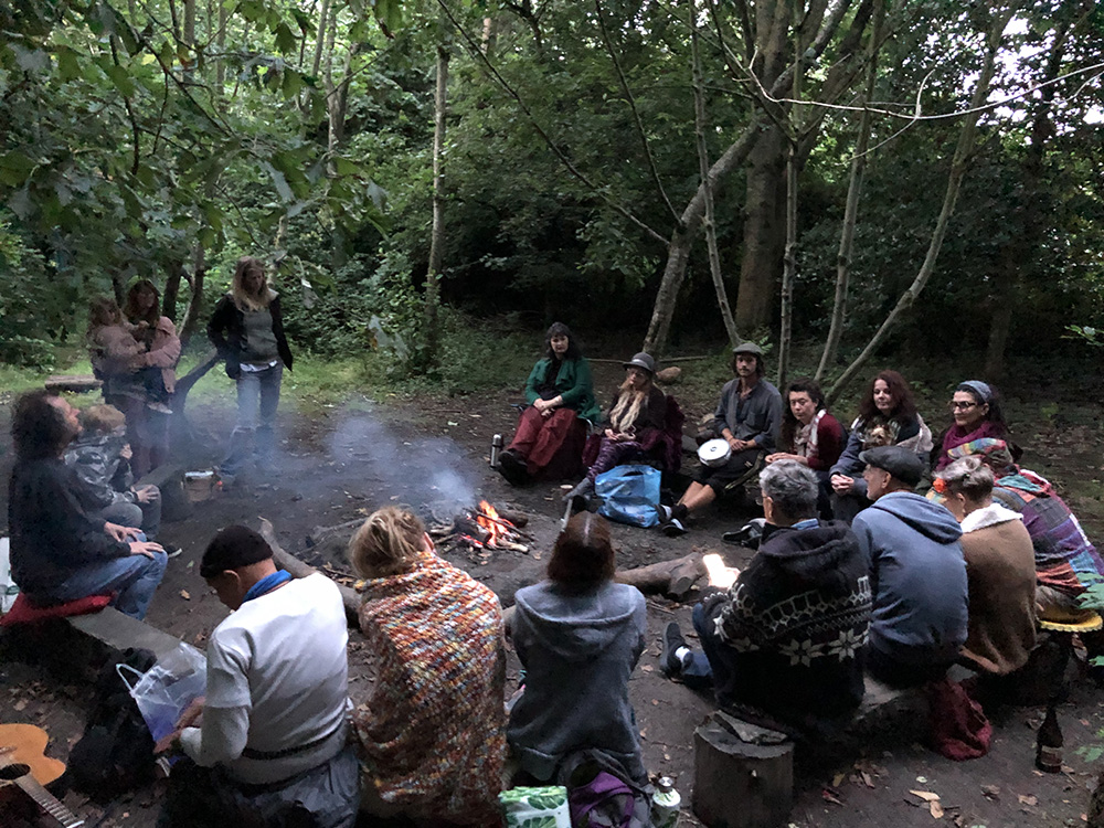 Woodland Fire Folk – To The Trees Edition #21